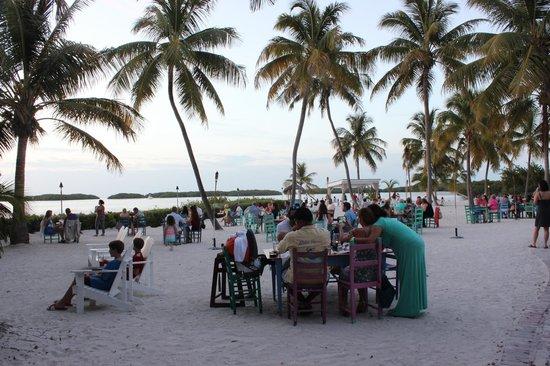 Morada Bay: La plage