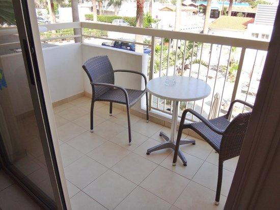 SunConnect Protaras Beach - Golden Star Hotel : Super balkon