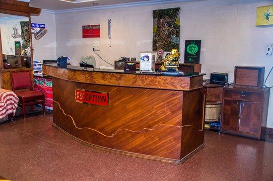 Hotel Akshaya: reception