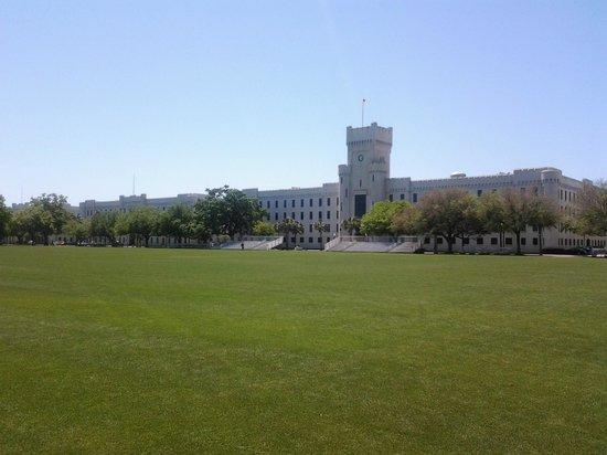 The Citadel: Citadel Campus 2014