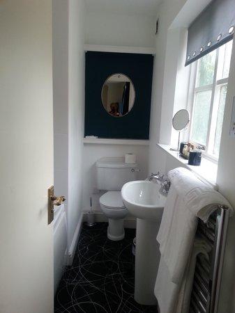 Dial House Hotel: classic coach house room bathroom