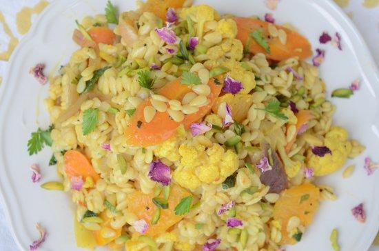 Vanilla Pod: Healthy Salads