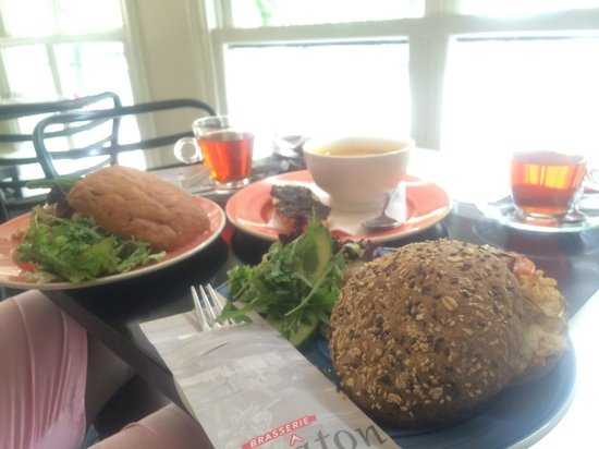 Brasserie Baton: Great food
