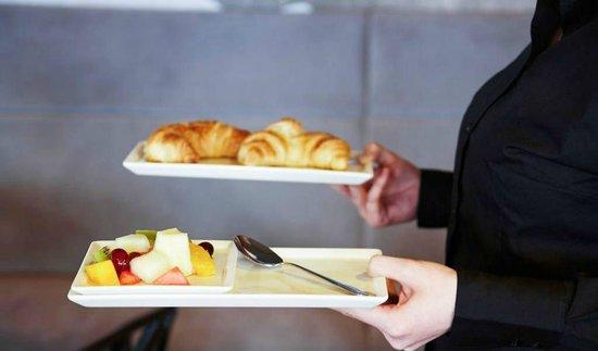 Ibis London City-Shoreditch : Breakfast