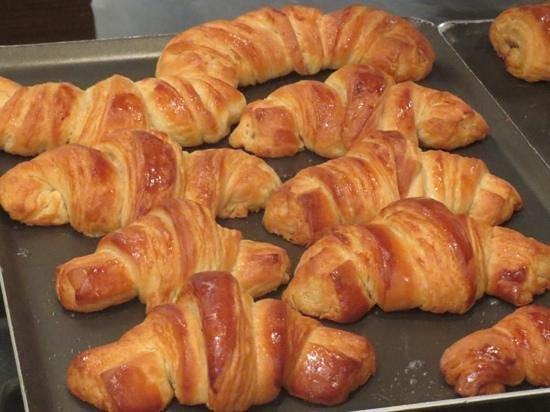 La Cuisine Paris - Cooking Classes: Delicious croissants just out of the oven