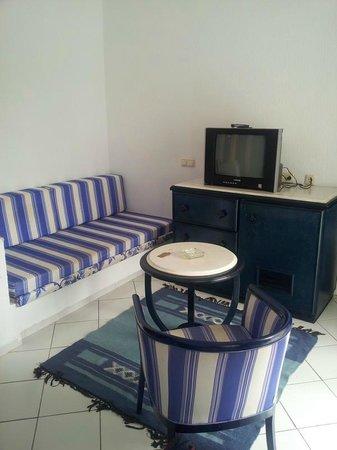 Joya Paradise : Notre salon