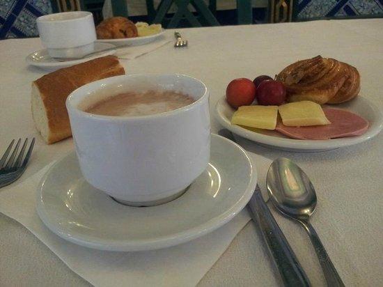 Joya Paradise : Petit déjeuner