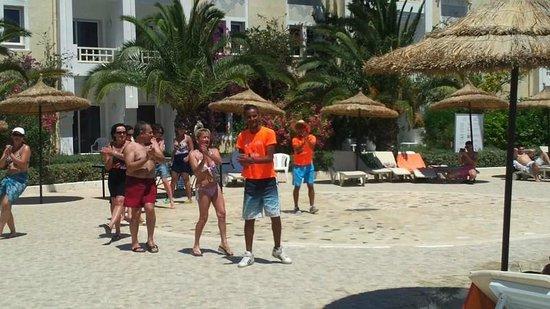 Joya Paradise: Activités: cours de zumba
