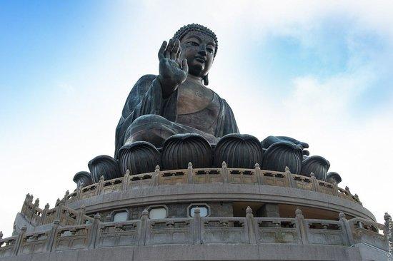 Grand Bouddha : У Будды
