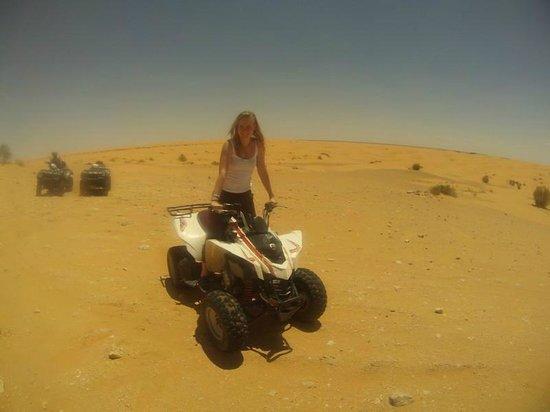 Joya Paradise: Excursion en quad dans le désert du Sahara