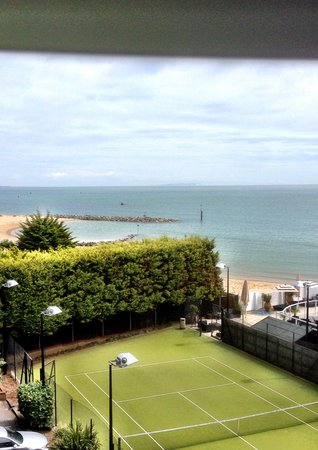The Haven Hotel: Room with a view