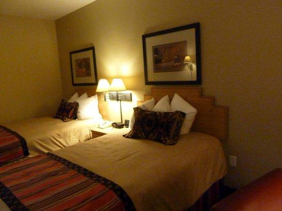 Hampton Inn Kayenta : habitacion
