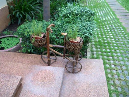Chateau d'Angkor La Residence : Good idea