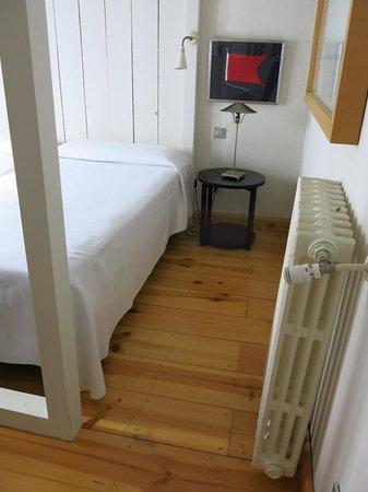 Hotel Trias: Detalle habitación