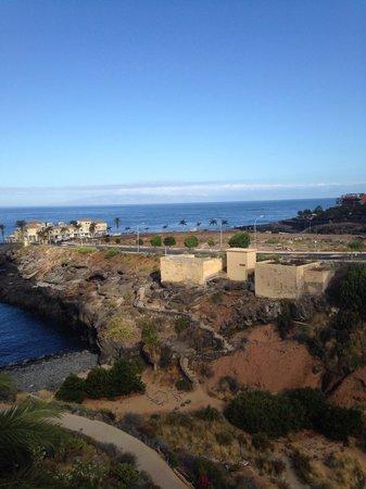 Bahia Principe Costa Adeje: View from room 4414