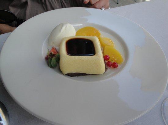Merendero de la Mari : Mattonella vaniglia/cioccolato