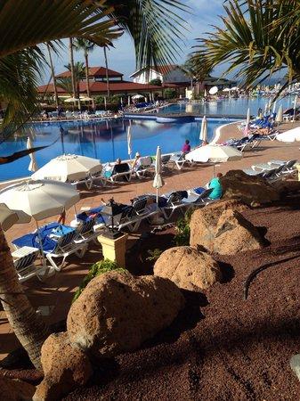 Bahia Principe Costa Adeje : Main pool