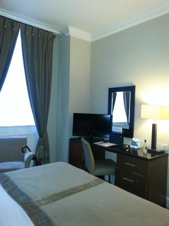 Parliament House Hotel: Double room