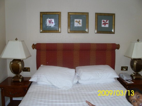 Kingsway Hall Hotel : Comfy bed