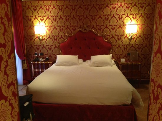 Hotel Ai Reali di Venezia : Standard room- Stylish and comfortable