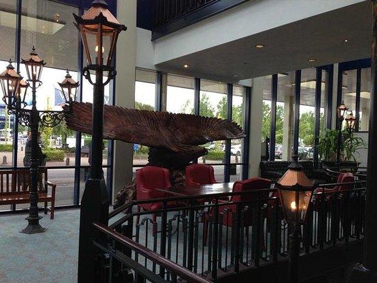 Van der Valk Hotel Schiphol : Lobby