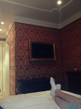 Hotel Ai Reali di Venezia: Standard room- Smart TV