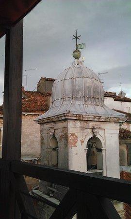 Starhotels Splendid Venice : View from Rooftop Bar