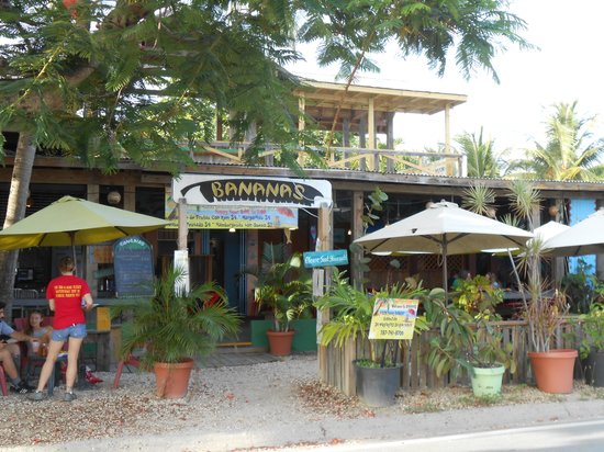 Photo of American Restaurant Bananas at Calle Flamboyan, Isla de Vieques, Puerto Rico