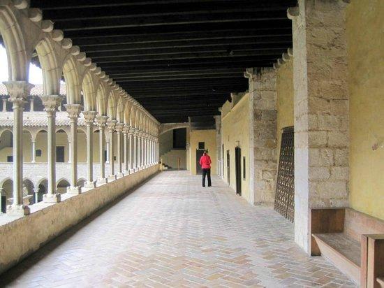 Reial Monestir de Santa María de Pedralbes: The ambit