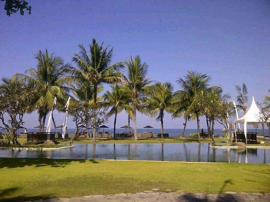 The Samaya Bali Seminyak: Pool side, no filter