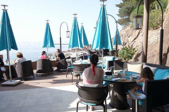 Tiara Miramar Beach Hôtel & Spa: toujours vue sur la mer