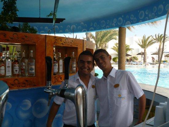 Fiesta Beach Club Djerba : Bar piscine