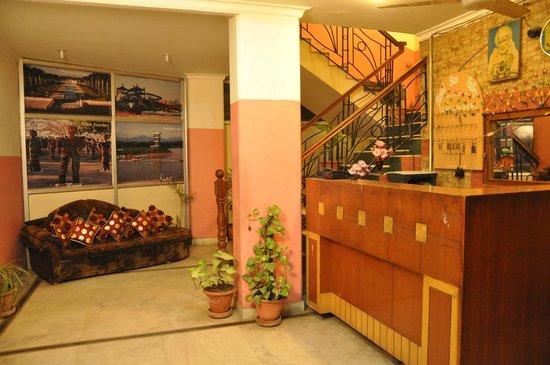 Hotel Sun Valley: RECEPTION