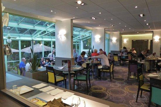 Novotel Valence Sud : Restaurant
