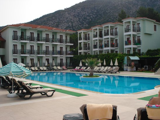 Hotel Greenland: Top pool