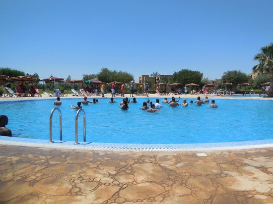 Marrakech Ryads Parc & Spa : aquagym