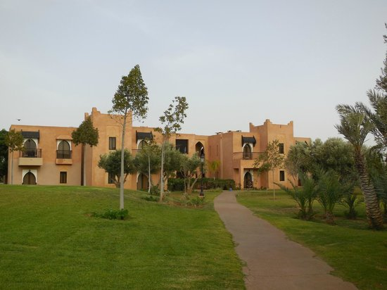 Marrakech Ryads Parc & Spa by Blue Sea: notre ryad