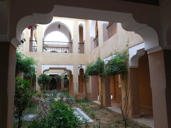 Marrakech Ryads Parc & Spa : notre ryad