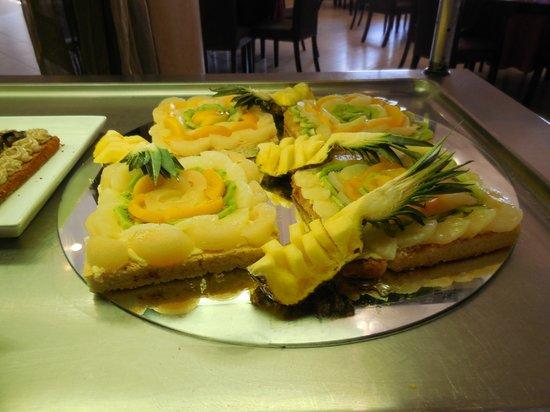Marrakech Ryads Parc & Spa : la fraicheur des desserts