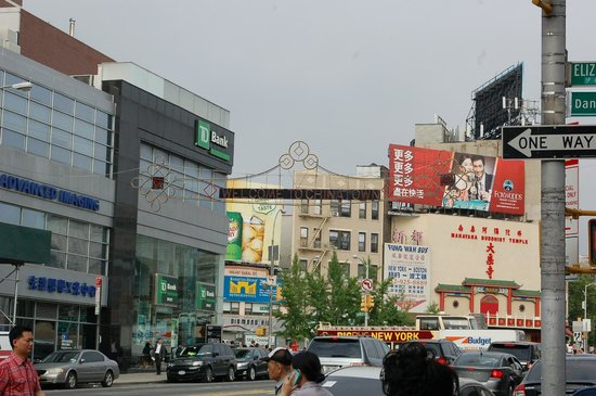 Chinatown: Welcome to China town