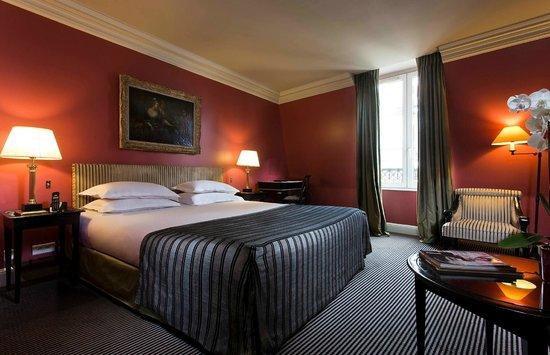 Hotel Villa d'Estrees : Double deluxe