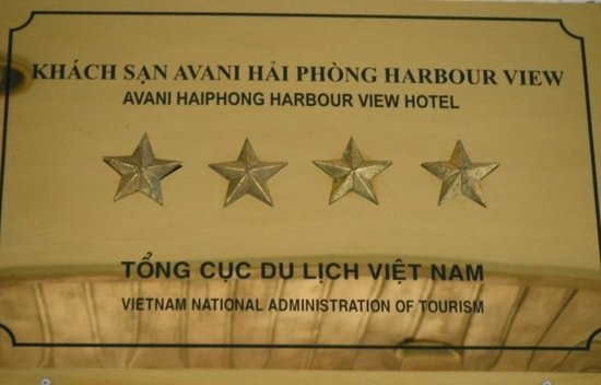 AVANI Hai Phong Harbour View Hotel: Sign