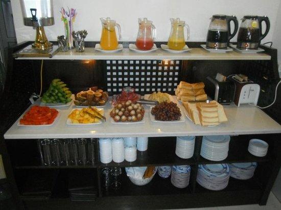 Hue Serene Palace Hotel: Dining room