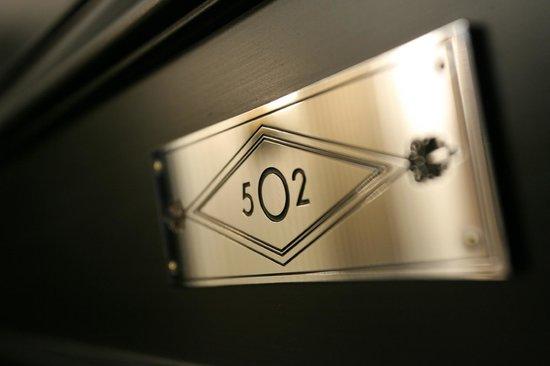 Hotel Villa d'Estrees : room