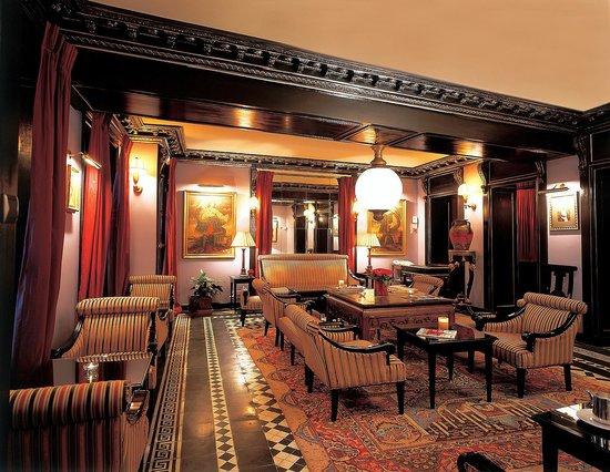 Hotel Villa d'Estrees : lobby
