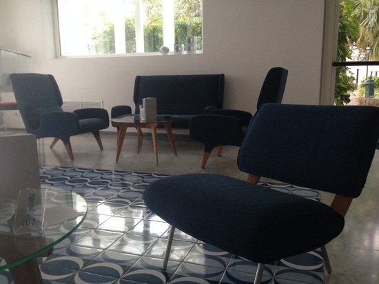 Hotel Parco dei Principi: Lobby