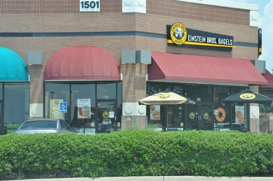 Einstein Bros Bagels - Preston Rd Plano