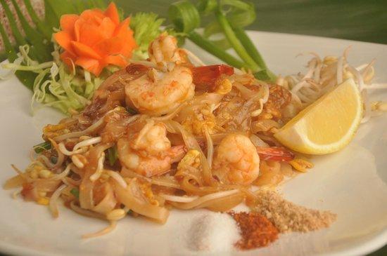 Thai Basil Restaurant, Boracay