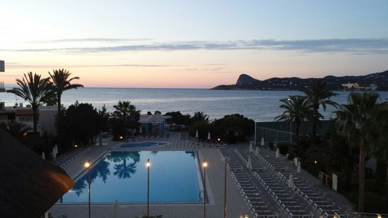 Marvell Club Hotel & Apartaments: Beautiful view from balcony room 223