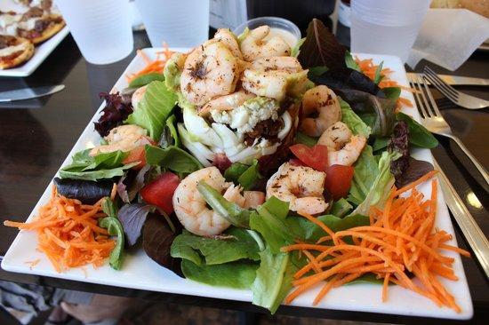 Relish & More: Salade de crevettes